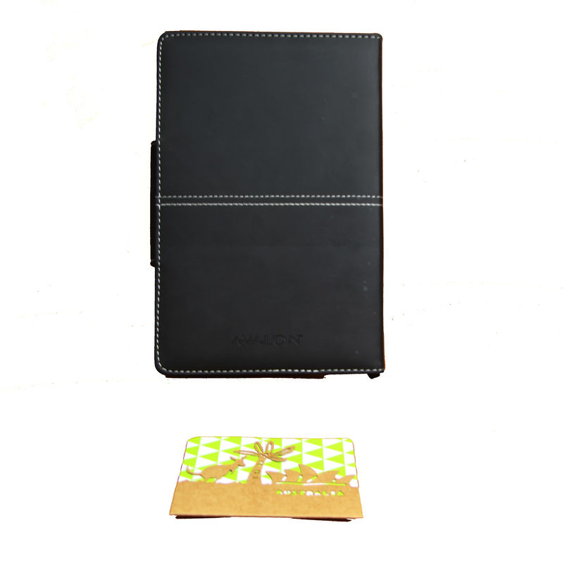 Office Journal PU A5 Custom Printed Notebooks , Custom Leather Journals